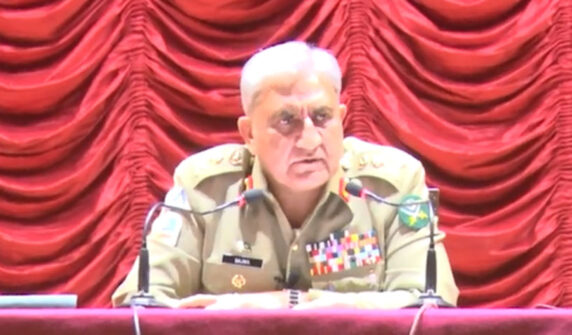 Terrorists won't be allowed to destabilise peace efforts: COAS UrduLight.com