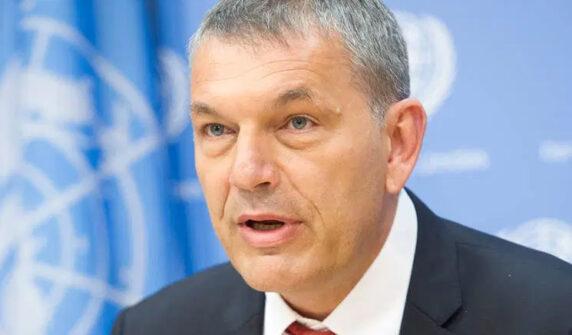 UN denounces forced expulsion of Palestinians as violation of int'l law UrduLight.com